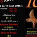 Festival d'Art International de Parisot, 12,13 et 14 août 2016